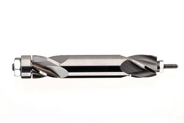 Bild von Zylindrischer Hartmetallfräser Schaft 6 mm