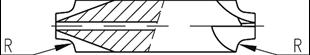 Bild für Kategorie Radius-Fräser