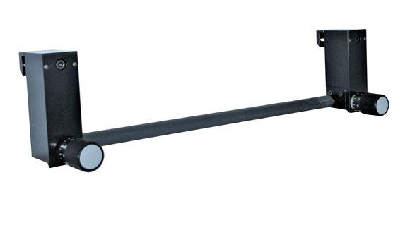 Bild von Niederhalter mit gummierter Rolle zu FS 500