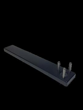 Bild von Stiftloch - Schlüssel mit 3 Stiften für Messerkopf